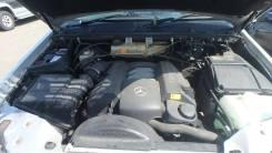 Двигатель M112 Mersedes ML350 W163 3.7L 2004 год