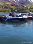 Аренда катера морские прогулки, рыбалка. 5 человек, 55км/ч