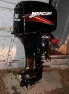 Mercury. 50,00л.с., 4-тактный, нога L (508 мм), 2006 год год