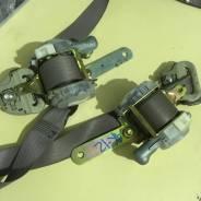 Ремень безопасности. Nissan March, K12 Двигатели: MA09ERT, MA09RT, MA10ET, MA10T