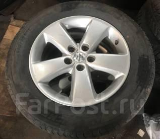 "Комплект летних колес 225/65R17. 6.5x17"" 5x114.30 ET45 ЦО 60,1мм."