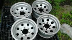 "Mickey Thompson. 8.0x15"", 6x139.70, ET-28, ЦО 110,0 мм."