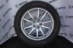 Dunlop DSX-2. Зимние, без шипов, 2009 год, 10%, 4 шт