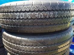 Bridgestone V-steel. Всесезонные, 10%, 2 шт