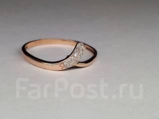 Продам золотое кольцо с бриллиантами - Ювелирные изделия в Хабаровске 0d5294d17cd