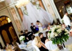 Видеосъёмка с монтажем свадебного банкета за 10000 руб