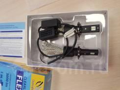 Светодиодные лампы H7 LED Clearlight 3000Lm