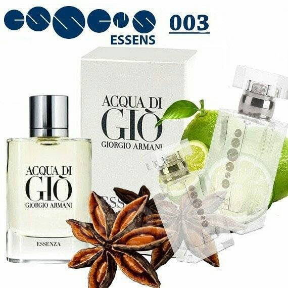 Giorgio Armani - Acqua di Gio мужские духи essens m003 - Парфюмерия ... aa526aa05c2ca