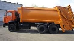 КамАЗ 65115-6058-19. Продается мусоровоз, 11 760куб. см.