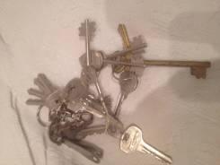 Ключи разные с рубля