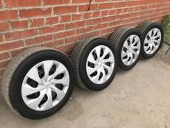 "Bridgestone Turanza ER300 205/55 R16. x16"" 5x114.30"