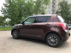 Suzuki Swift. Без водителя