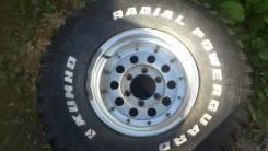 """Dunlop. 7.0x15"""", 6x135.00"""