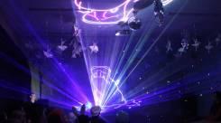 Готовый бизнес лазерное шоу