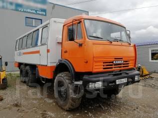 КамАЗ 43118 Сайгак. Продам вахтовый автобус Камаз 6х6