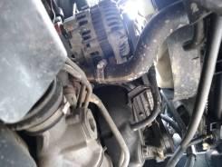 Патрубок двигателя.