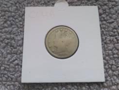 Редкие 5 Центов США 1906 года