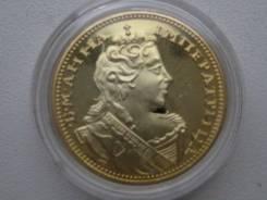 Червонец 1730 года. Копия редчайшей монеты! Пруф. Капсула. В наличии!