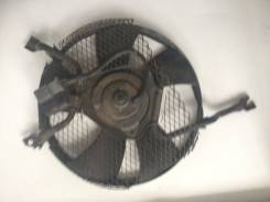 Вентилятор радиатора кондиционера. Nissan Skyline GT-R, BCNR33 Двигатель RB26DETT