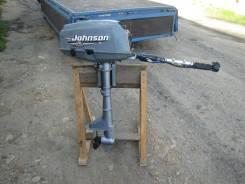 Johnson. 3,50л.с., 2-тактный, бензиновый, нога S (381 мм)