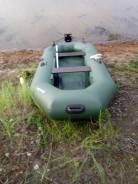 Продам надувную лодку аква-мастер 2800 из пвх