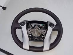 Руль. Toyota Prius a Toyota Prius, ZVW30, ZVW30L Toyota Aqua, NHP10, NHP10H Двигатель 1NZFXE