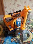 Обменяю детский эскватор на равноценную машину толокар с ручкой