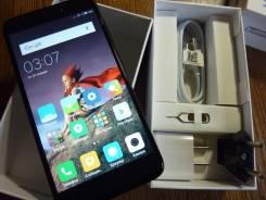 Xiaomi Redmi 4A. Новый, 16 Гб, Черный, 4G LTE, Dual-SIM