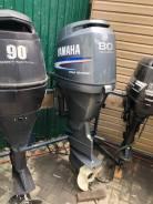 Yamaha. 80,00л.с., 4-тактный, бензиновый, нога X (635 мм), 2006 год год