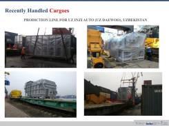Доставка грузов из Китая, таможенное оформление, выполнение поручений