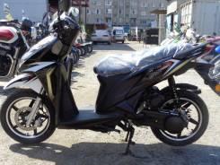 Honda Dio. 125куб. см., исправен, птс, без пробега