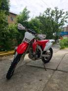 Honda CRF 450X. 450куб. см., исправен, птс, с пробегом