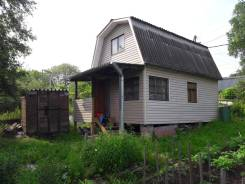 Земельный участок 5 соток (ИЖС) с домиком р-он 28 км. От частного лица (собственник)