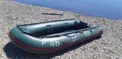 Корсар. длина 3,80м., двигатель подвесной, 35,00л.с., бензин