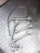Высоковольтные провода. Mitsubishi Chariot, N33W, N34W, N38W, N43W, N44W, N48W Двигатели: 4D68, 4G63, 4G64