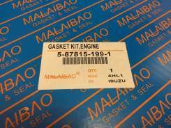 Ремкомплект двигателя ISUZU ELF 4HL1/4HK1 JAPAN