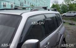 Дуги багажника. Mitsubishi Pajero, V63W, V64W, V65W, V68W, V73W, V75W, V77W, V78W 4D56, 4M41, 6G72, 6G74, 6G75