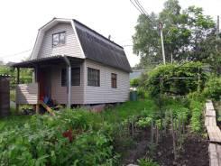 Земельный участок 5 соток (ИЖС) с домом р-он 28 км, 4-й Ключ. 500кв.м., собственность, электричество, вода, от частного лица (собственник). Фото уча...