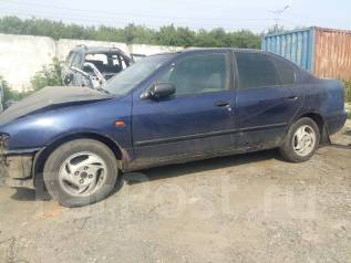 Nissan Primera. P11, SR20