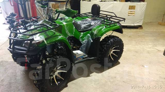 Yamaha Big Bear 250. исправен, без птс, без пробега