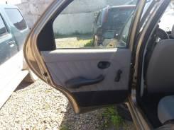 Fiat Albea, дверь задняя левая