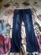 Отдам джинсы на девушку