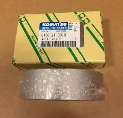 Вкладыши коренные KOMATSU 6D125/S6D125 6150-21-8010 STD ORIGINAL