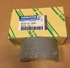 Вкладыши шатунные Komatsu 6D140/S6D140 6210-39-3041 0.25 Original