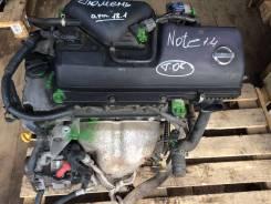 Двигатель в сборе. Nissan Note CR14DE