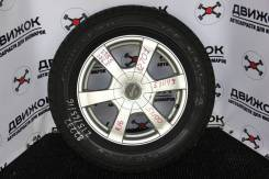 Goodyear Ice Navi Zea. Зимние, без шипов, 2007 год, 10 %, 4 шт