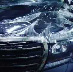 Бронирование автомобиля, фар, элементов кузова, защитной пленкой.