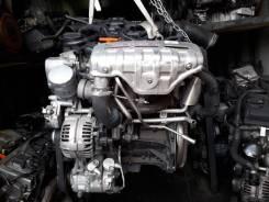 Двигатель в сборе. Volkswagen Tiguan Двигатели: CAVA, CAVD