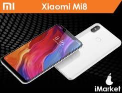 Xiaomi Mi8. Новый, 128 Гб, Белый. Под заказ