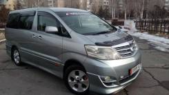 Toyota Alphard. CAAATH10W, 1MZFE